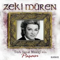 Türk Sanat Müziği'nin Paşası Zeki Müren (Plak)