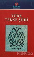 Türk Tekke Şiiri