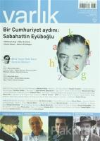 Varlık Aylık Edebiyat ve Kültür Dergisi Sayı: 1282 - Temmuz 2014