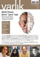 Varlık Aylık Edebiyat ve Kültür Dergisi Sayı: 1289 - Şubat 2015