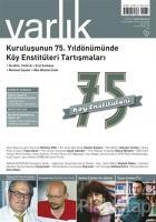 Varlık Aylık Edebiyat ve Kültür Dergisi Sayı: 1292 - Mayıs 2015