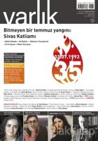 Varlık Aylık Edebiyat ve Kültür Dergisi Sayı: 1294 - Temmuz 2015