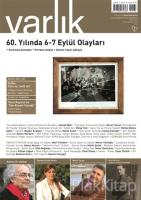 Varlık Aylık Edebiyat ve Kültür Dergisi Sayı: 1296 - Eylül 2015