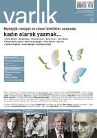 Varlık Aylık Edebiyat ve Kültür Dergisi Sayı: 1314 - Mart 2017