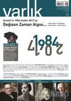 Varlık Aylık Edebiyat ve Kültür Dergisi Sayı: 1315 - Nisan 2017
