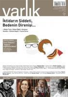 Varlık Aylık Edebiyat ve Kültür Dergisi Sayı : 1321 - Ekim 2017
