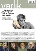 Varlık Aylık Edebiyat ve Kültür Dergisi Sayı : 1322 - Kasım 2017