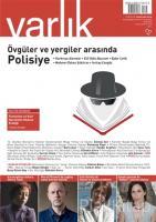 Varlık Edebiyat ve Kültür Dergisi Sayı: 1345 Ekim 2019