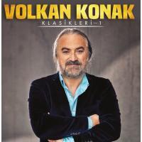 Volkan Konak Klasikleri 1 (CD)