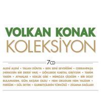 Volkan Konak - Koleksiyon (7 CD)