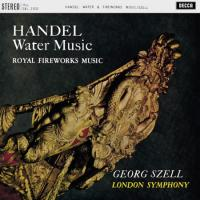 Handel Water Music - Royal Fireworks (Plak)