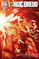 Yargıç Dredd Sayı: 4 - Kapak B
