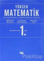 Yüksek Matematik - 1 (Ekonomik Baskı)