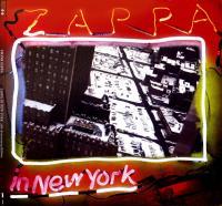 Zappa in New York (3 Plak)
