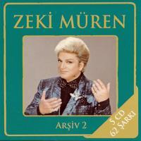 Zeki Müren Arşiv 2 (5 CD)