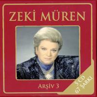 Zeki Müren Arşiv 3 (5 CD)
