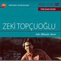 Zeki Topçuoğlu - Solo Albümler Serisi (CD)
