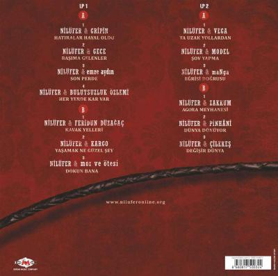 13 Düet (2 Plak) Nilüfer