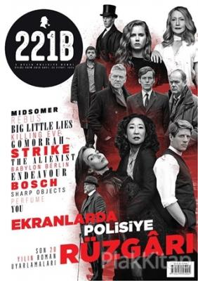 221B İki Aylık Polisiye Dergi Sayı: 22 Eylül - Ekim 2019 Kolektif