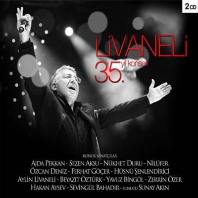 Livaneli 35. Yıl Konseri - 2 CD (CD)