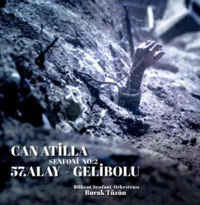 Senfoni No:2 - 57. Alay Gelibolu (Plak)