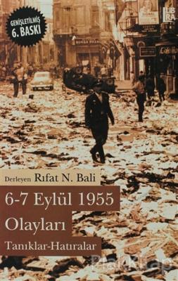 6 - 7 Eylül 1955 Olayları