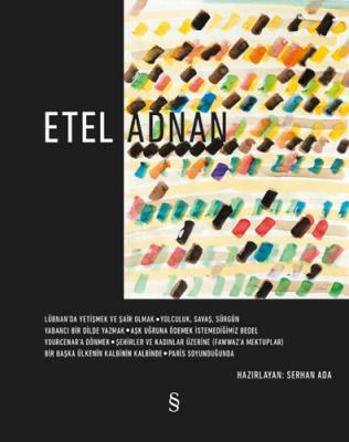 Etel Adnan Serhan Ada