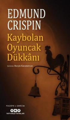 Kaybolan Oyuncak Dükkanı Edmund Crispin