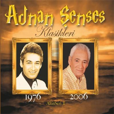 Adnan Şenses Klasikleri 1976-2006 (2 Plak) %10 indirimli Adnan Şenses