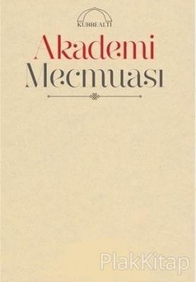 Akademi Mecmuası Sayı: 187  2018