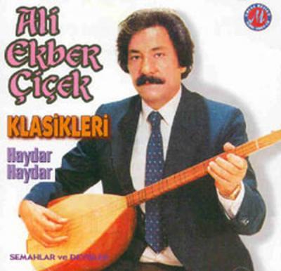Ali Ekber Çiçek Klasikleri Haydar Haydar (CD)