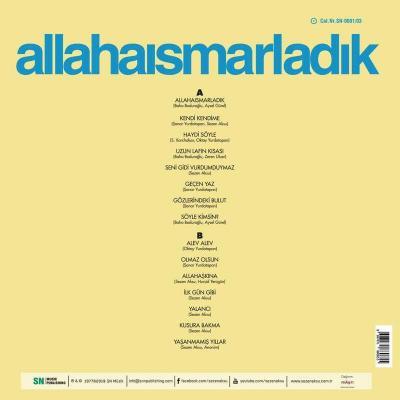Allahaısmarladık (Plak) %15 indirimli Sezen Aksu