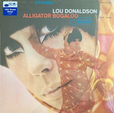 Alligator Bogaloo (Plak) %15 indirimli Lou Donaldson