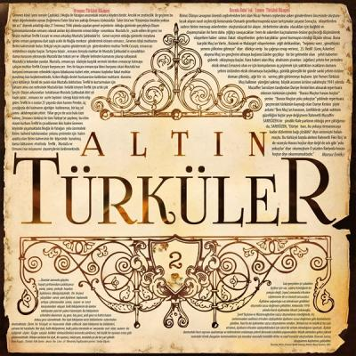 Altın Türküler 2 (Plak)
