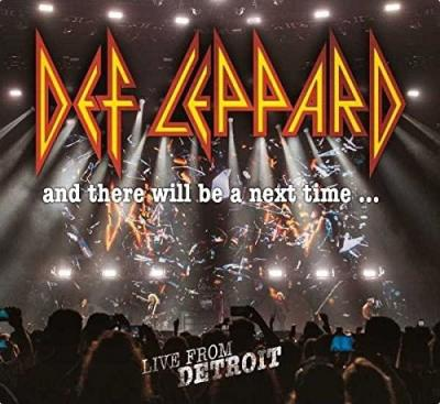 And There Will Be A Next Time Live From Detroit (2 CD+DVD)