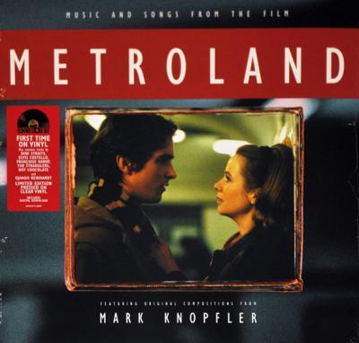Metroland (Plak) Mark Knopfler