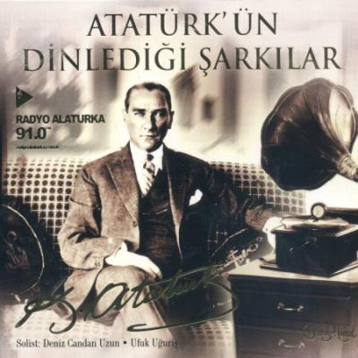 Atatürk'ün Dinlediği Şarkılar (CD)