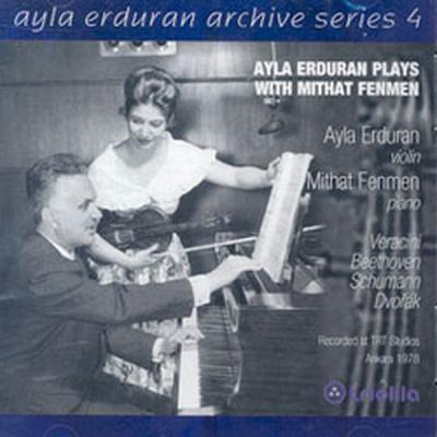 Ayla Erduran Plays With Mithat Fenmen (CD)