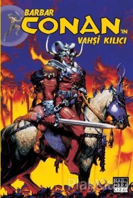 Barbar Conan'ın Vahşi Kılıcı Cilt: 21