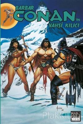 Barbar Conan'ın Vahşi Kılıcı Cilt: 23