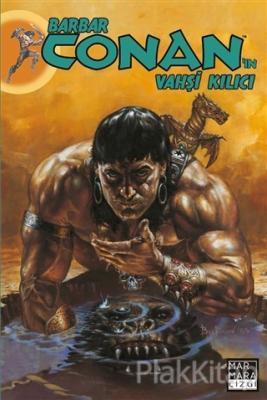 Barbar Conan'ın Vahşi Kılıcı Cilt: 24 Michael Fleisher