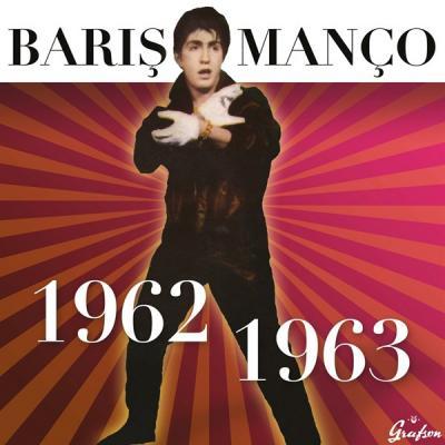 Barış Manço 1962 - 1963 (Plak)
