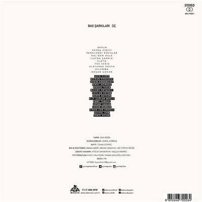 Bas Şarkıları 3 (Plak) %15 indirimli Gürol Ağırbaş