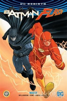 Batman - Flash (Rozet Özel Editasyon)
