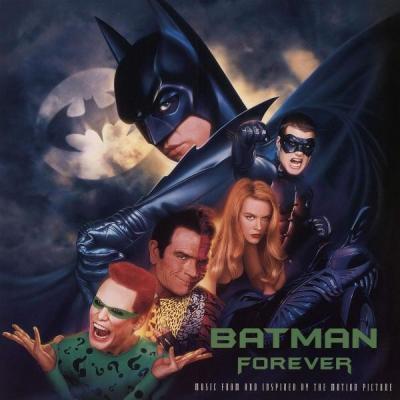 Batman Forever (2 Plak)