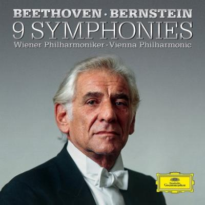 Beethoven: 9 Symphonies (5 CD+Bluray)