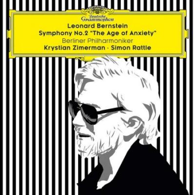Bernstein: Symphonie No 2 The Age of Anxiety (Plak)