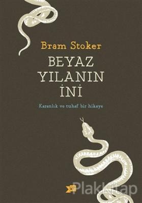 Beyaz Yılanın İni Bram Stoker