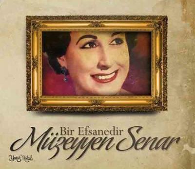 Bir Efsanedir Müzeyyen Senar (2 CD)