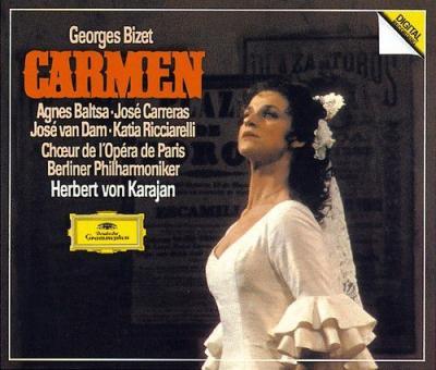 Bizet: Carmen (3 CD)